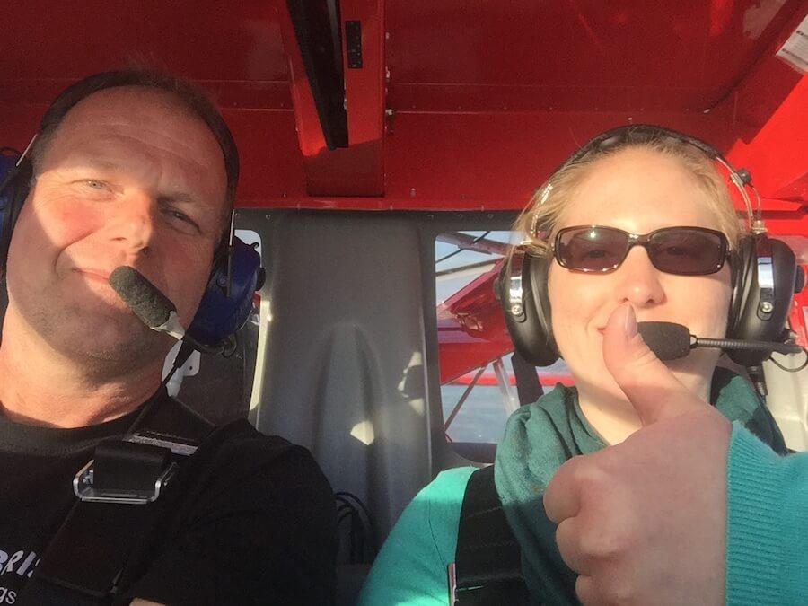 UL-Fliegen im Emsland und Ostfriesland