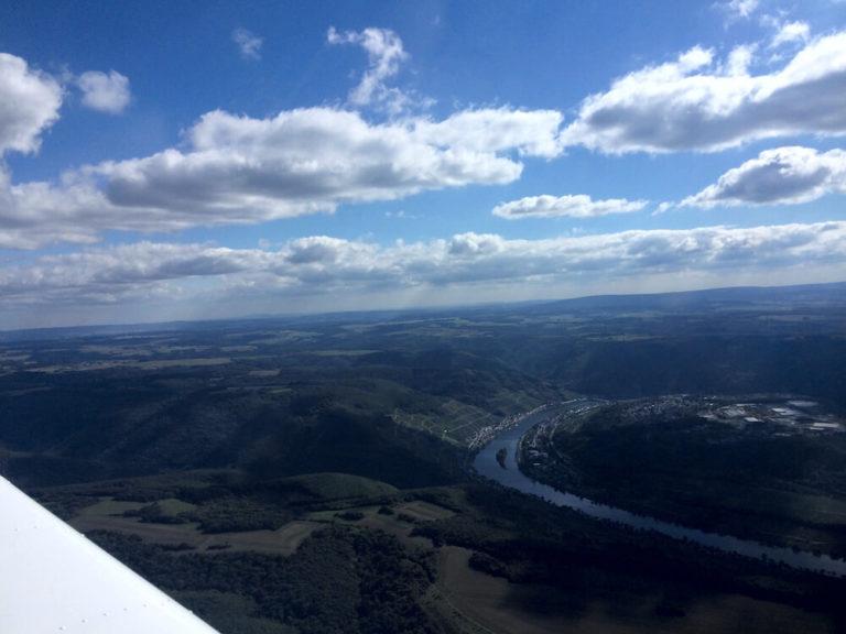 Rundflüge über Holland und das Emsland - UL fliegen
