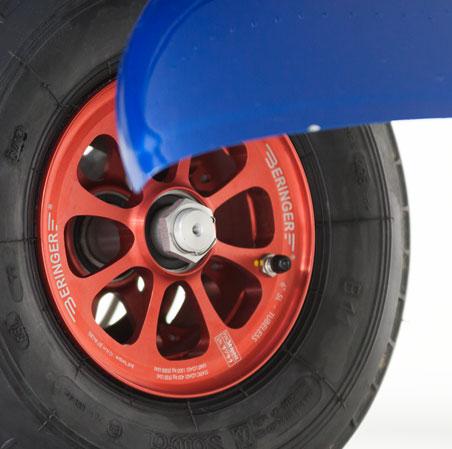 Bristell Landing Wheels